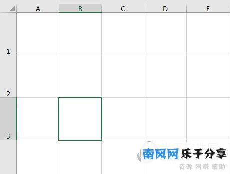Excel2016将单元格设置成正方形
