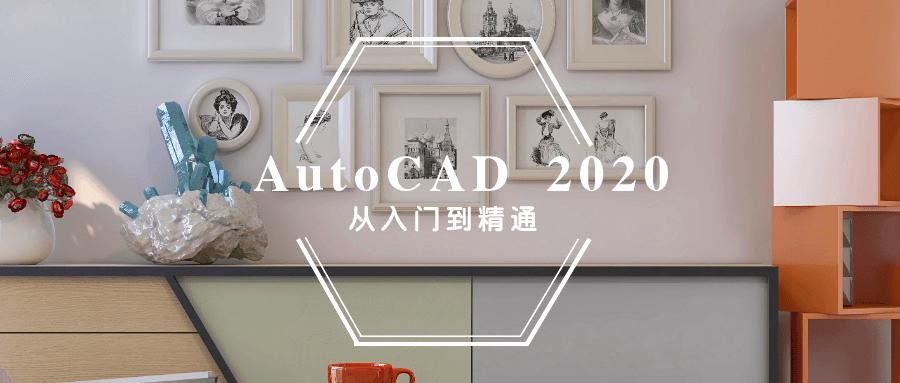 AutoCAD 2020 从入门到精通