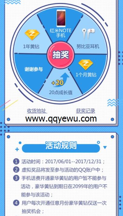 黄钻DOUBLE体验卡8元购买送2天豪黄+成长值翻倍卡(图2)
