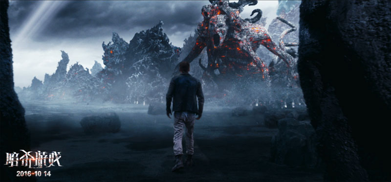科幻电影《暗杀游戏》迅雷下载 百度云资源