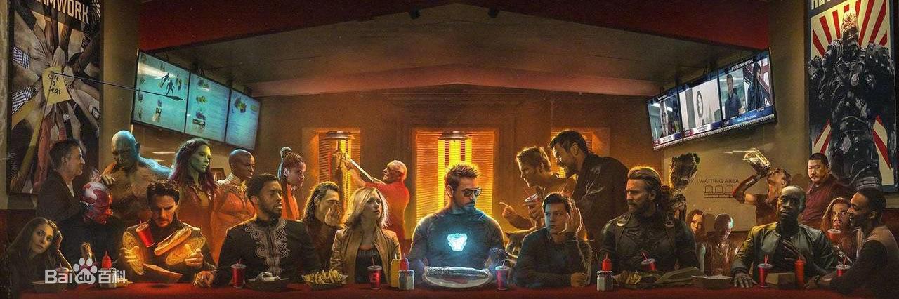 《复仇者联盟3》枪版英语中字资源也出来了 电影院11号上映