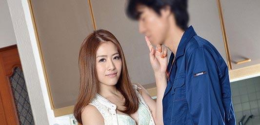 aqsh-012宫下华奈作品 曾以为她是贤淑的妻子