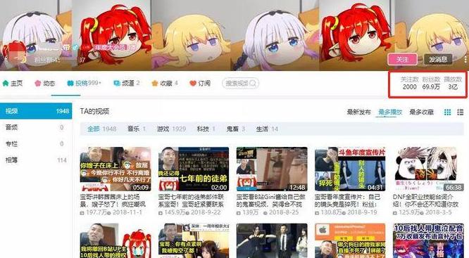 网赚社区:B站直播视频二次编辑项目,玩得好的已经月入几万了