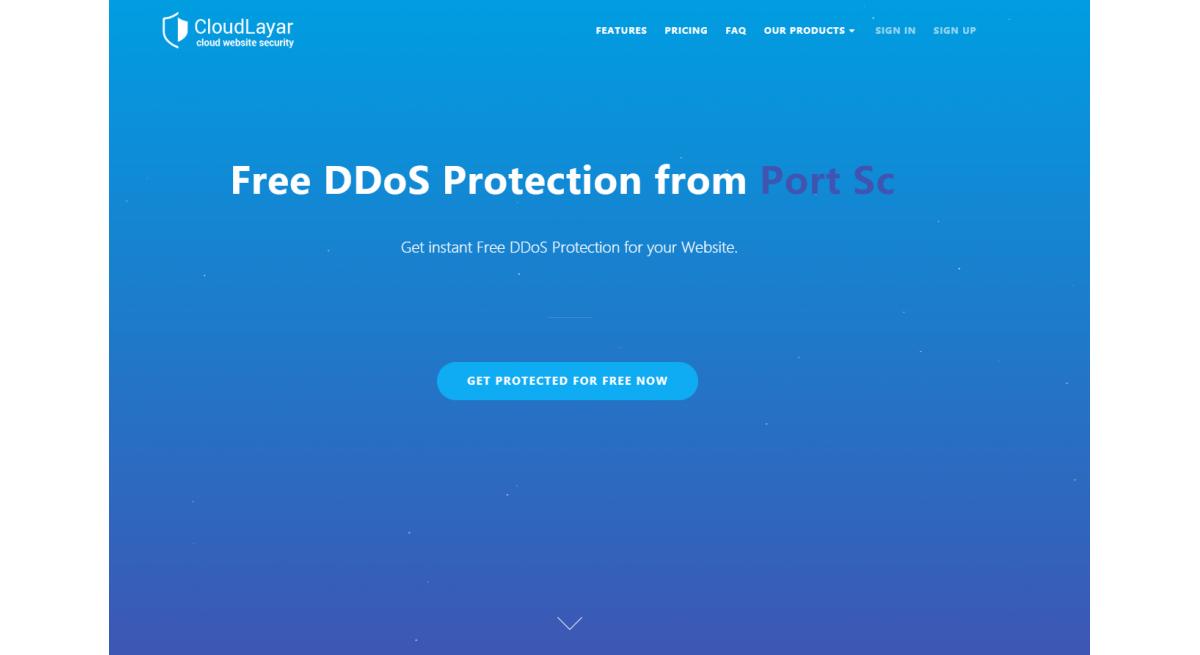 Cloudlayar提供的免费CDN服务