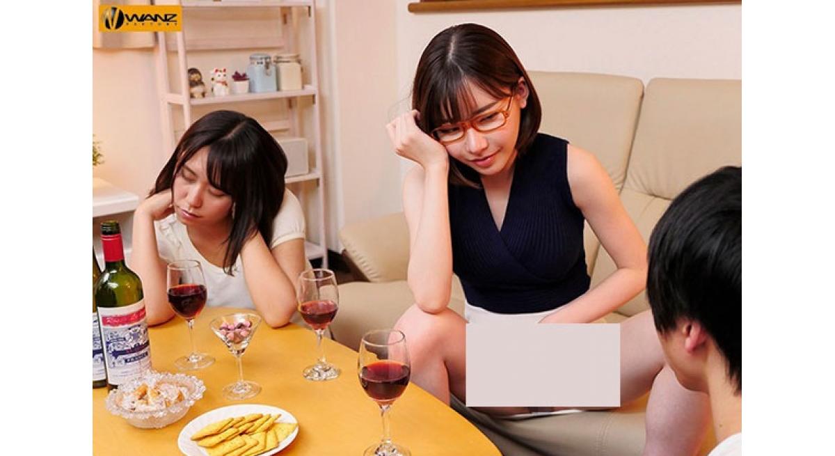 mum203:误导他的女朋友和她的妹妹读卖岛田,结果被榨干了。