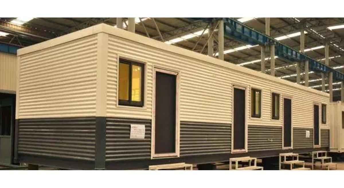 一个可以移动的集装箱房屋创业赚钱项目