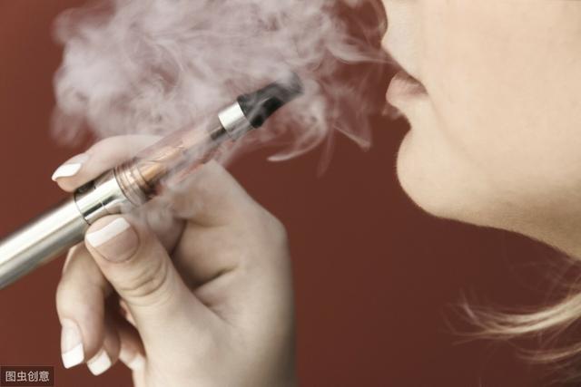 电子烟的危害小?它产生的这种物质比焦油还厉害