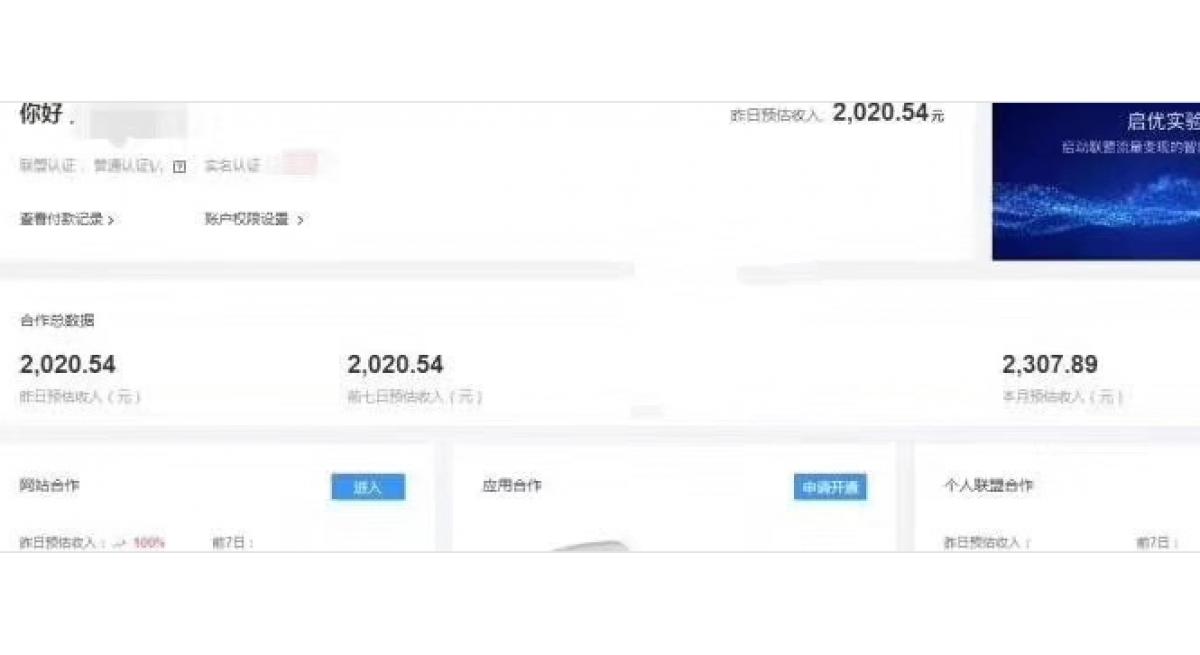 百度新平台百青藤赚钱项目,点击广告日赚500(含全套工具)