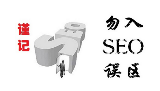 seo菜鸟论坛: 营销网站的四大陷阱