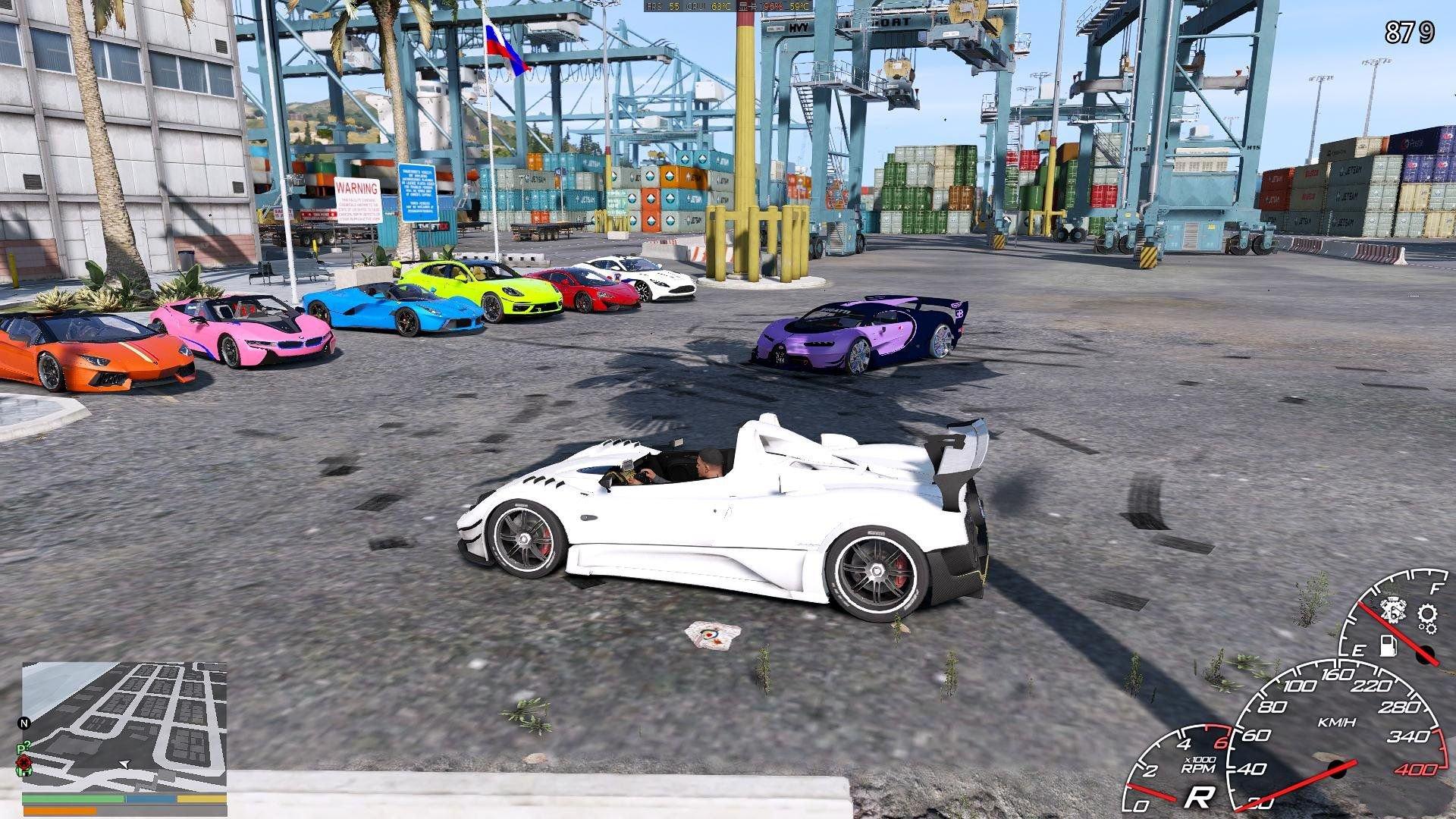 GTA 5侠盗猎车手5 终极SVIP整合版