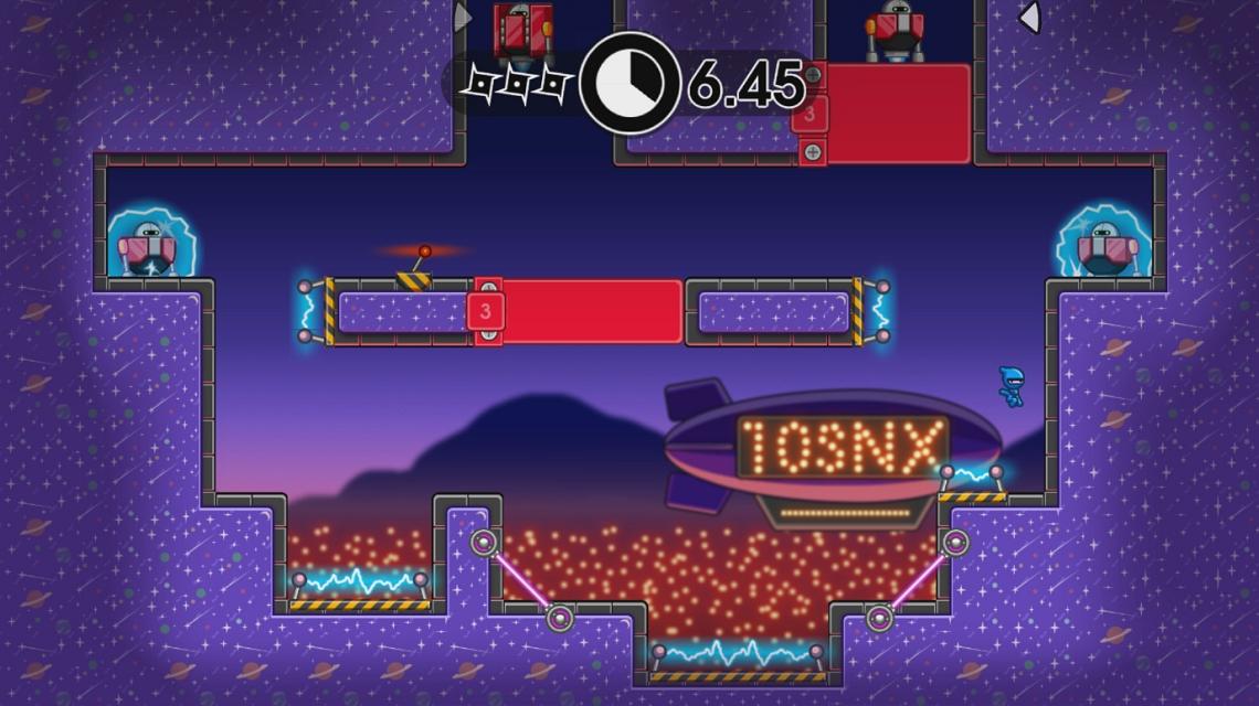 Steam显限时领取10 Second Ninja X