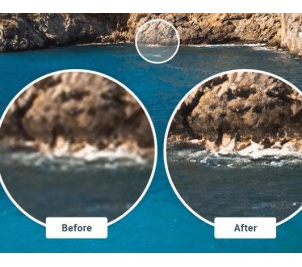 人工智能图片无损放大软件Topaz A.I. Gigapixel 4.9.1